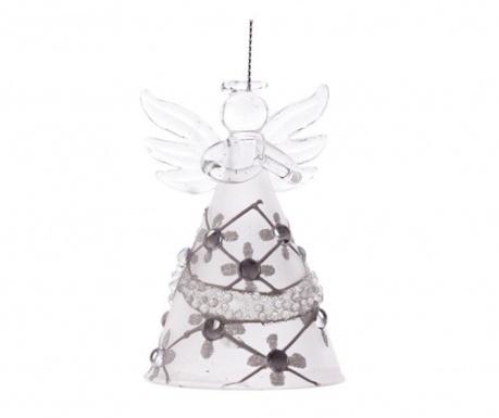 Dekoracja Angel with Flower and Gem Dress