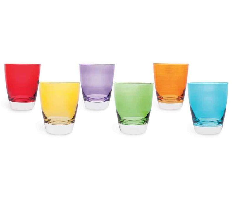 Zestaw 6 szklanek Daxton 300 ml