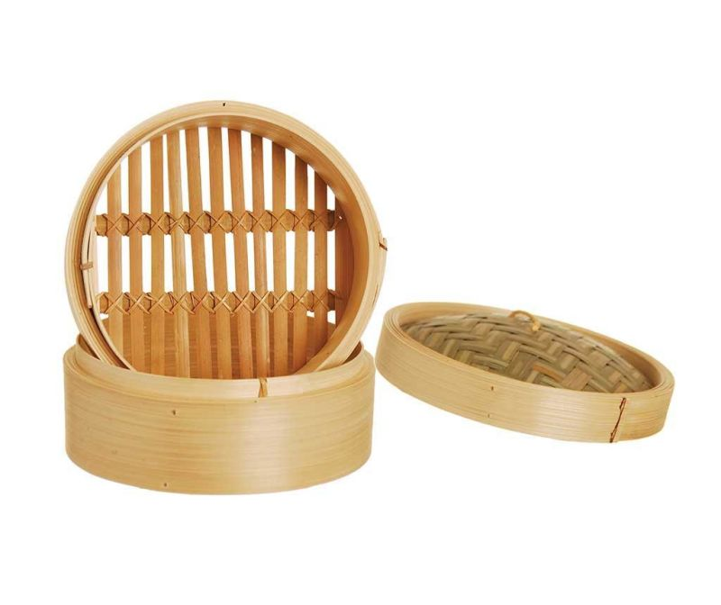 Koszyk do gotowania na parze Bamboo S