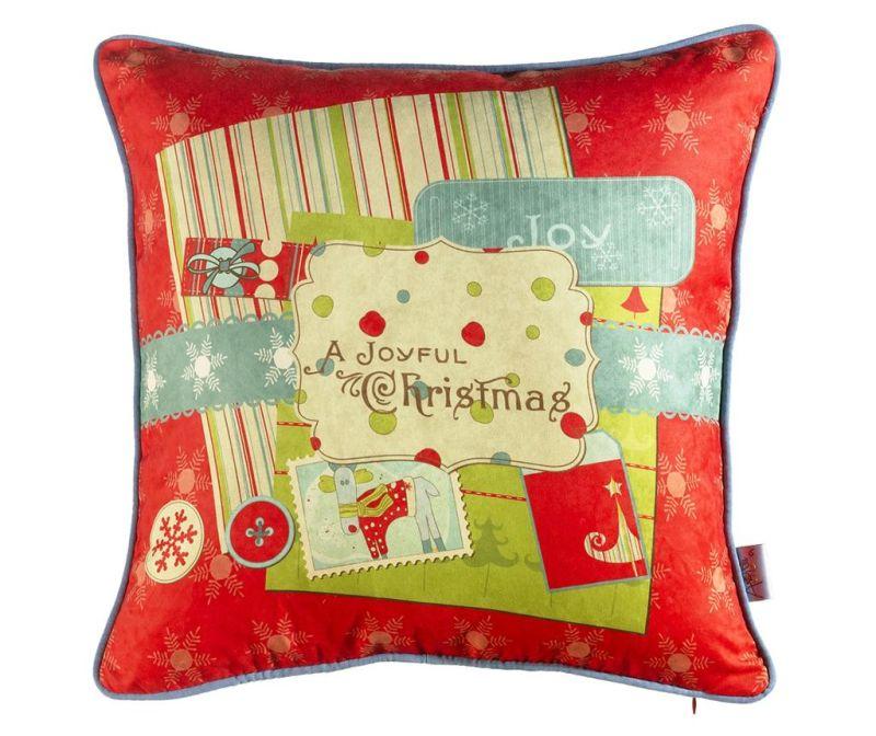 Jastučnica A Joyful Christmas 43x43 cm