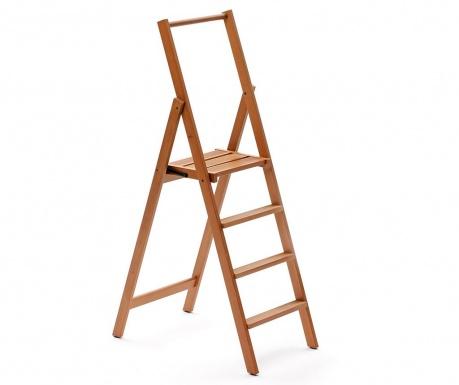 Сгъваема стълба с 4 стъпала Kimora