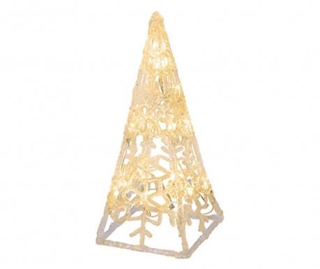 Διακοσμητικό φωτιστικό εξωτερικού χώρου Snow Pyramid