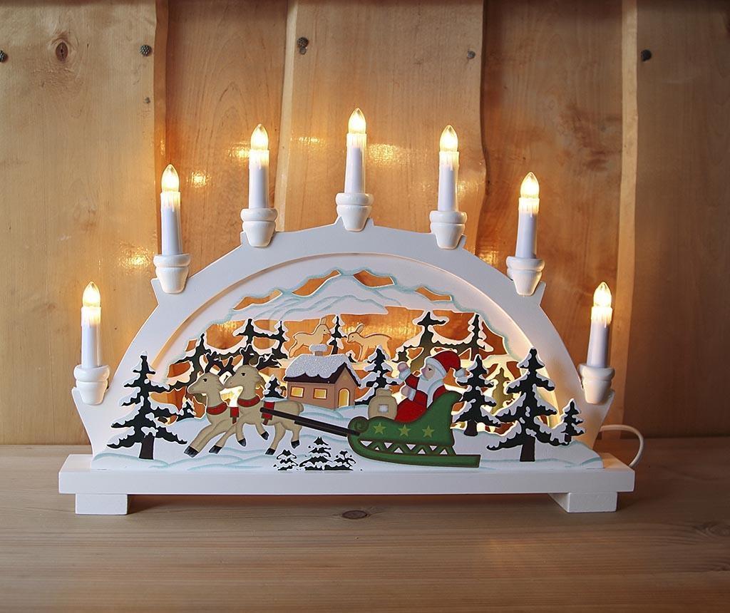 Svjetleći ukras Window Chandelier