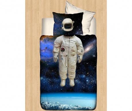 Otroška posteljnina Ranforce 3D Astronaut
