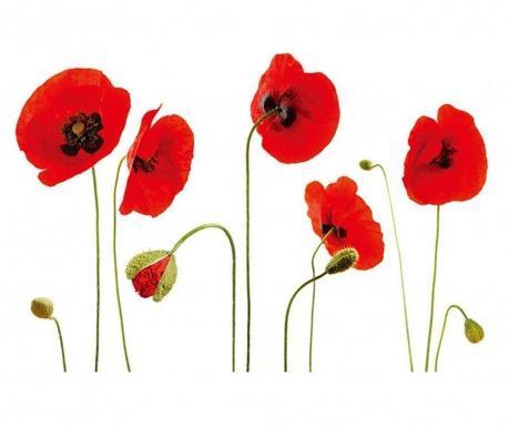 Стикер Red Poppy