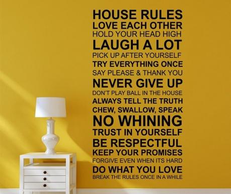 Nalepka House Rules