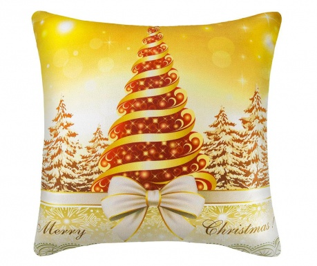 Perna decorativa Christmas Tree 45x45cm