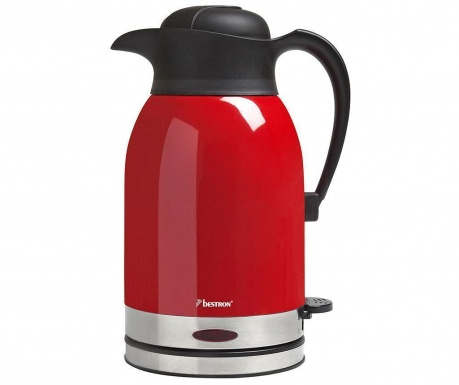 Rýchlovarná kanvica Hot Red Delight 1.5 L
