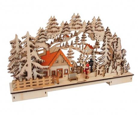 Dekoracja świetlna Cottage in the Forest