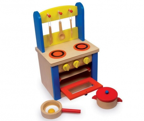 Kuhinja igračka i dodaci Sally