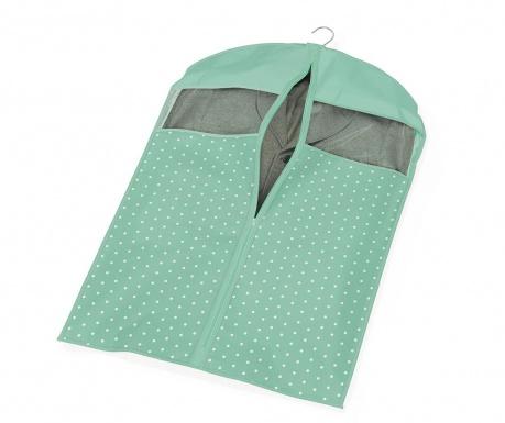 Θήκη ρούχων Vintage Green 60x100 cm