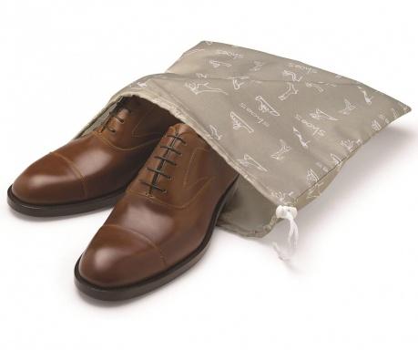 Σάκο παπουτσιών Change Beige