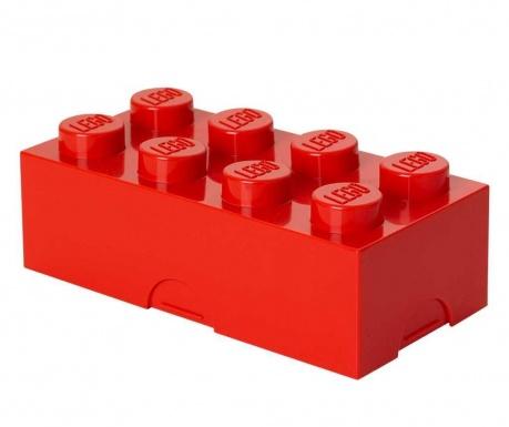 Pudełko obiadowe Lego Red