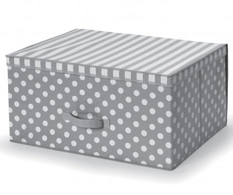 Κουτί με καπάκι για αποθήκευση Lines&Dots L