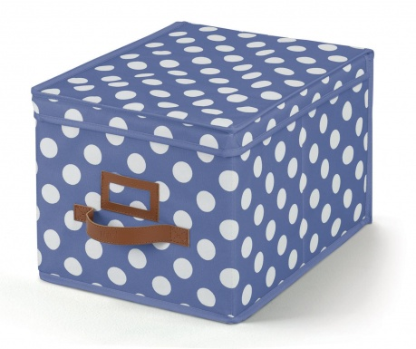 Κουτί με καπάκι για αποθήκευση Jolie