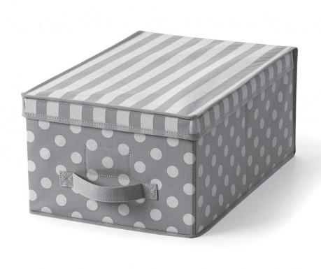 Κουτί με καπάκι για αποθήκευση Lines&Dots S