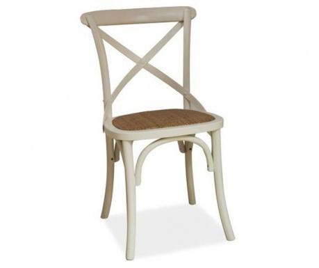 Krzesło Lars White