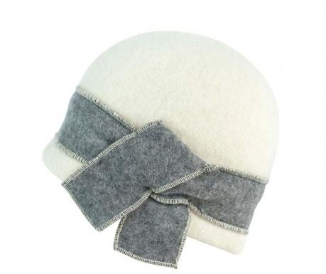 Daku Cream and Grey Női sapka 57-59 cm