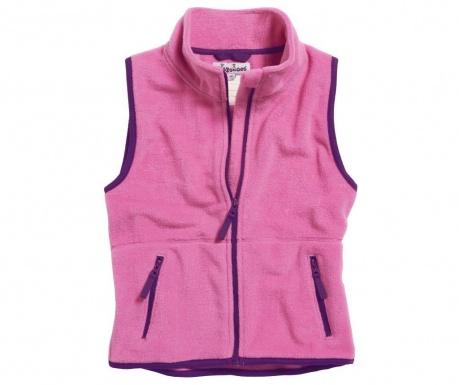 Dětská vesta Perfect Pink 9-12 měs.