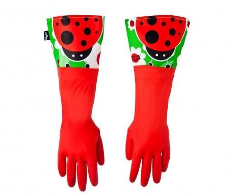 Γάντια οικιακής χρήσης Ladybug