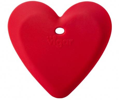 Σπάτουλα για υπολείμματα τροφίμων Red Heart