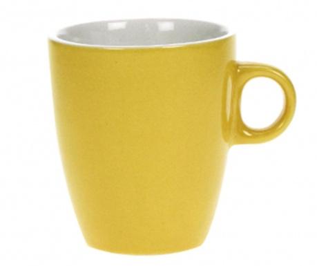 Vicky Yellow Bögre 190 ml