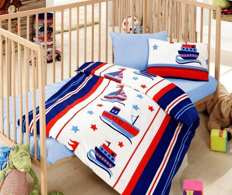 Dječja posteljina Ranforce Extra Sailor
