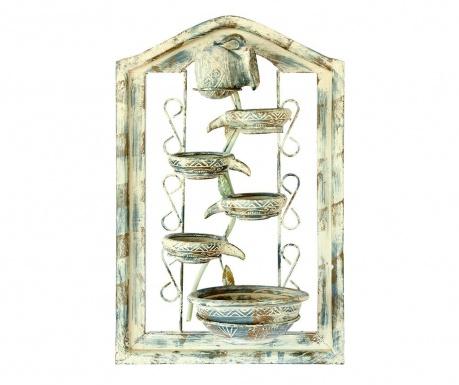 Dekorační nástěnná fontána Swirls