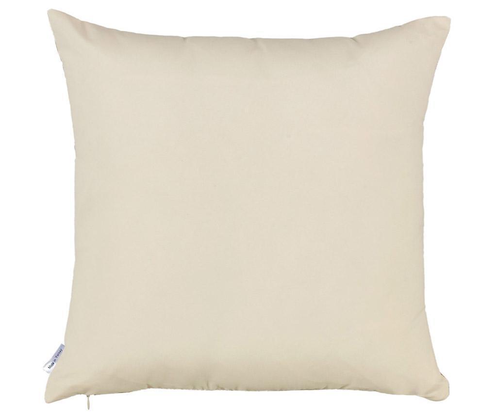 Fata de perna White Cuadrado 43x43 cm