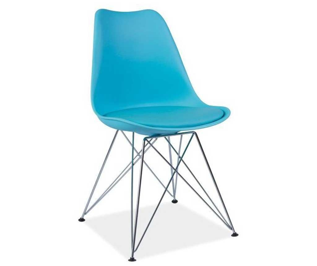 Stol Carly Blue