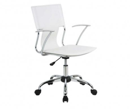 Kancelářská židle Aaliah White