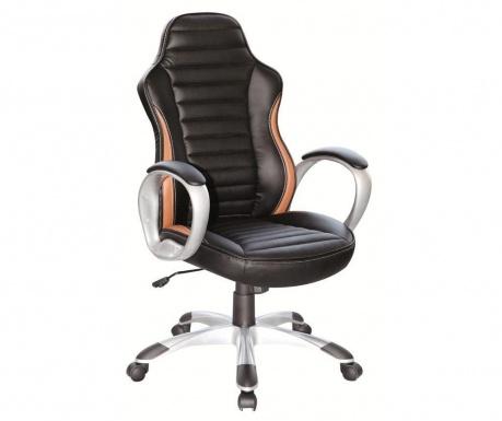 Kancelářská židle Enzo Black