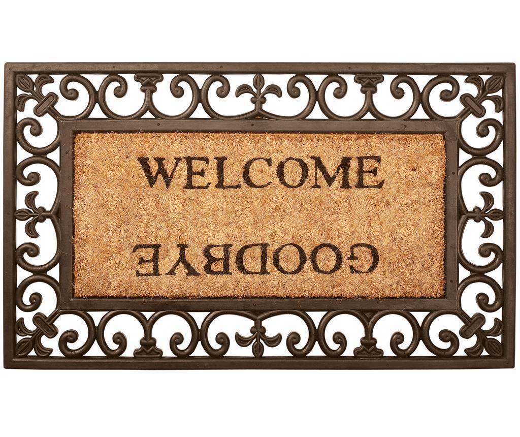 Wycieraczka Welcome Goodbye 44.5x75.5 cm