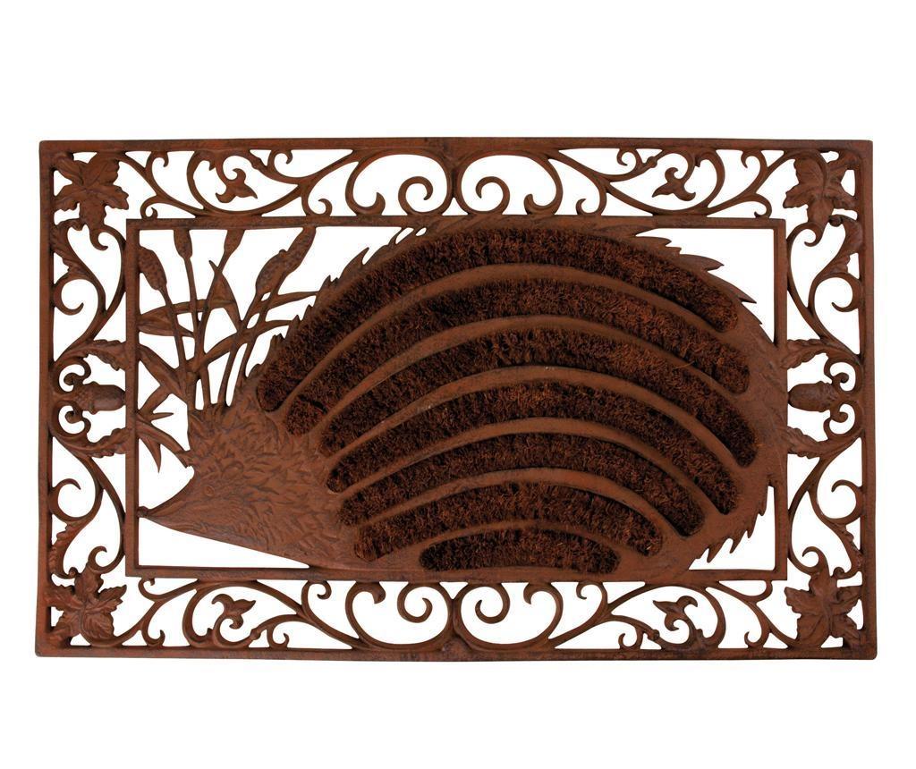 Vchodová rohožka Hedgehog 45.5x72.5 cm