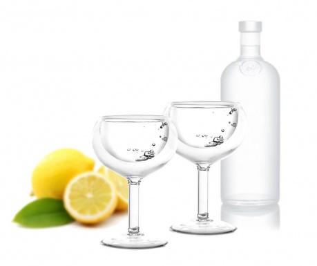 Doubled Vodka 2 darab Pohár 30 ml