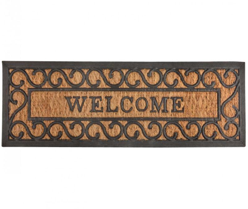 Covoras de intrare Welcome Home 25x75 cm