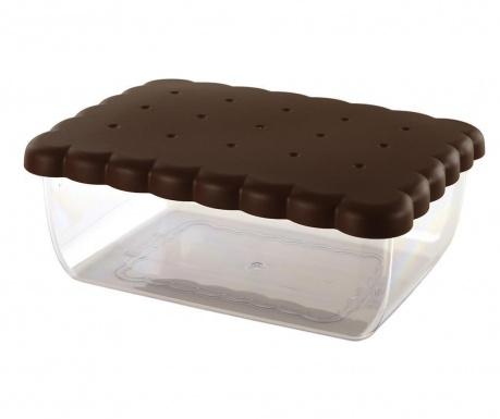 Brown and Sweet Keksztároló fedővel 2.7 L