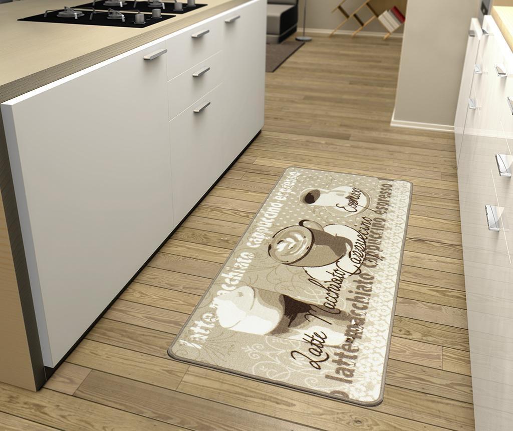 Preproga Kitchen Latte Macchiato 67x180 cm
