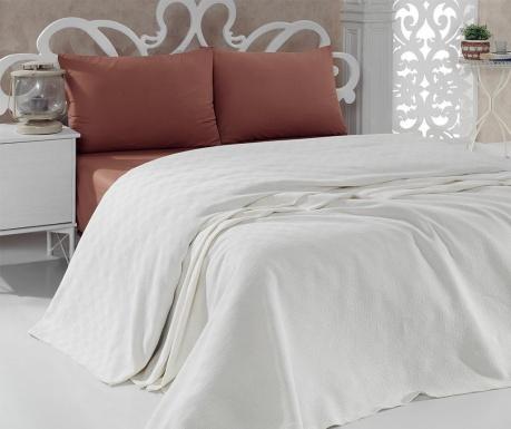 Κουβέρτα Pique Panthea Cream