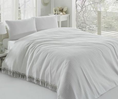 Κουβέρτα Pique Clara White 220x240 cm