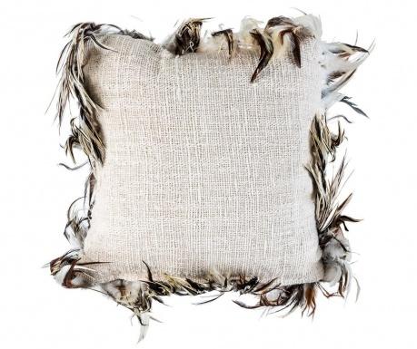 Dekoračný vankúš Feathers 40x40 cm
