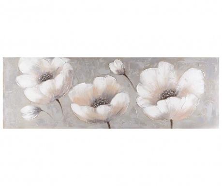 Spring Festmény 50x150 cm