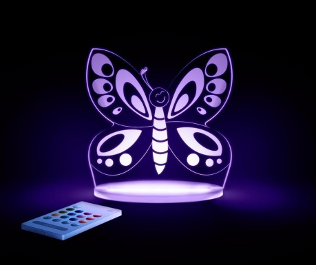 Lampka czuwająca Butterfly