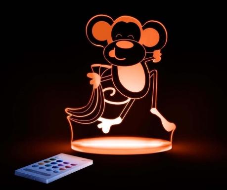Nočna lučka Funky Monkey
