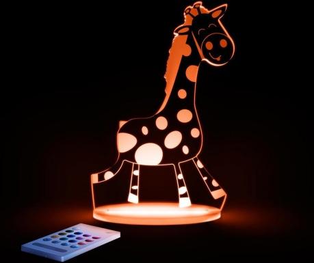Giraffe Éjjeli fény