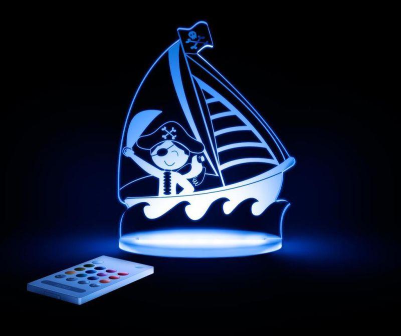 Nočna lučka Pirate