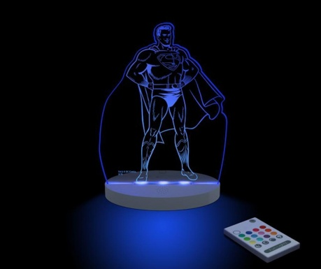 Superman Éjjeli fény