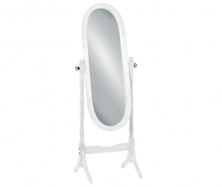 Podlahové zrkadlo Cheval White