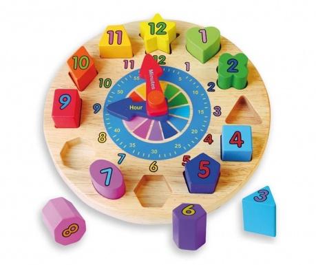 Edukačná hra 13 dielov Discover Time
