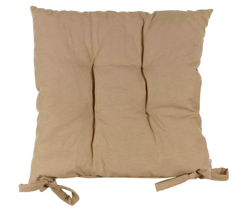 Sedežna blazina Pure Taupe 37x37 cm